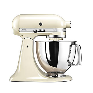 KitchenAid Artisan 125 Stand Mixer Almond Cream 5KSM125BAC alt image 1