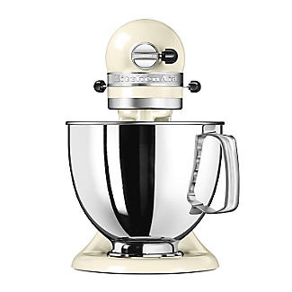 KitchenAid Artisan 125 Stand Mixer Almond Cream 5KSM125BAC alt image 3