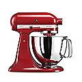 KitchenAid Artisan 125 Stand Mixer Empire Red 5KSM125BER