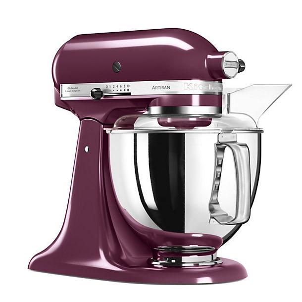Kitchenaid Artisan Stand Mixer 4 8l Purple 5ksm175psbby Lakeland