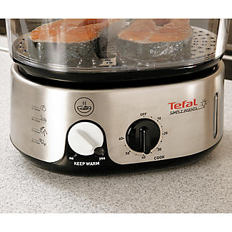 Tefal Simply Invents Steamer VC101616 alt image 3