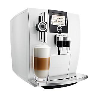 Jura Impressa J85 : jura impressa j85 bean to cup coffee machine piano white 15049 lakeland ~ Frokenaadalensverden.com Haus und Dekorationen