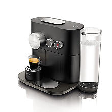 Krups Nespresso Expert Coffee Machine Black XN600840
