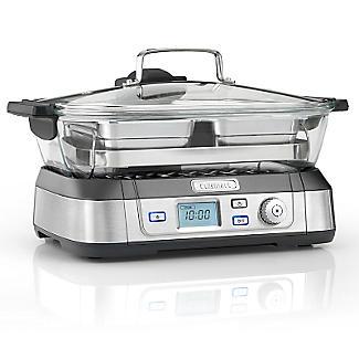 Cuisinart CookFresh Professional Glass Steamer STM1000U