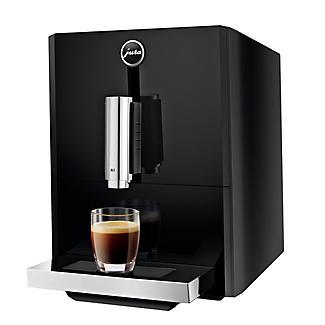 Jura A1 Bean-to-cup Coffee Machine Piano Black 15133 alt image 3