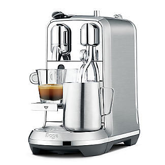 Nespresso Sage The Creatista Plus Coffee Machine BNE800BSSUK alt image 2