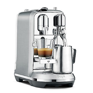 Nespresso Sage The Creatista Plus Coffee Machine BNE800BSSUK alt image 3