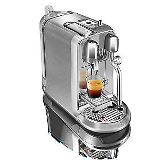 Nespresso Sage The Creatista Plus Coffee Machine BNE800BSSUK alt image 5