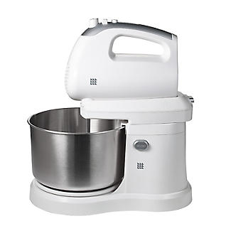 Lakeland 2 in 1 Hand and Stand Mixer White 2.8L alt image 1