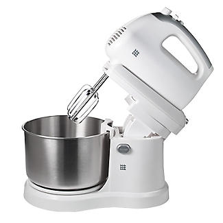 Lakeland 2 in 1 Hand and Stand Mixer White 2.8L alt image 2