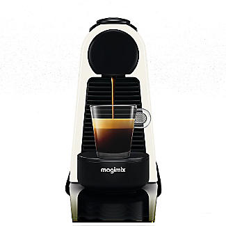 Magimix Nespresso Essenza Mini Coffee Machine Pure White 11365 alt image 5