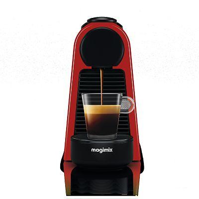 Magimix&174 Nespresso&174 Essenza Mini Ruby Red 11366