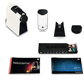Magimix Nespresso Essenza Mini Pure White Bundle 11372 alt image 5