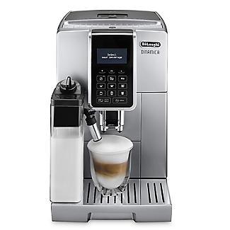 De'Longhi Dinamica Bean-to-Cup Coffee Machine Silver ECAM 350.75.S alt image 7