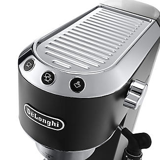 De'Longhi Dedica Coffee Machine Black EC685BLK alt image 3