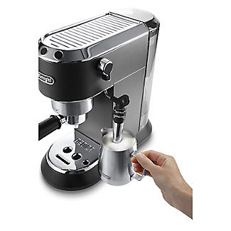 De'Longhi Dedica Coffee Machine Black EC685BLK alt image 5
