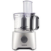Kenwood Multi Pro Compact Silver FDP301S