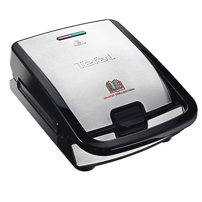 Tefal Snack Collection Multifunction Sandwich Maker Grill SW852D27