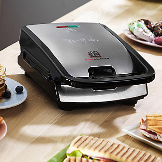 Tefal Snack Collection Multi-function Sandwich Maker Grill SW852D27 alt image 2