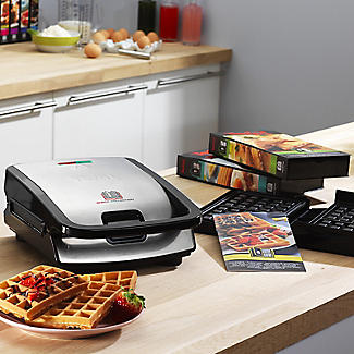 Tefal Snack Collection Multi-function Sandwich Maker Grill SW852D27 alt image 6