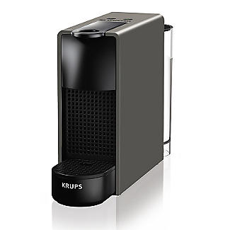 Krups Nespresso Essenza Mini Coffee Maker Grey XN110B40 alt image 4
