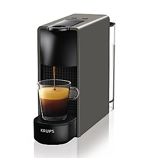 Krups Nespresso Essenza Mini Coffee Maker Grey XN110B40 alt image 6