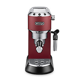 De'Longhi Dedica Red Coffee Machine EC685R  alt image 1