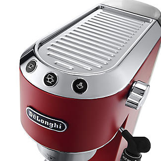 De'Longhi Dedica Red Coffee Machine EC685R  alt image 2