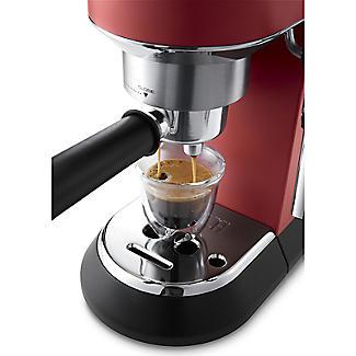 De'Longhi Dedica Red Coffee Machine EC685R alt image 4
