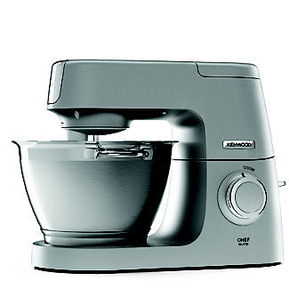 Kenwood Chef Elite 4.6L Stand Mixer Silver KVC5100 alt image 3