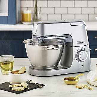 Kenwood Chef Elite 4.6L Stand Mixer Silver KVC5100 alt image 7