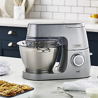 Kenwood Chef Elite 4.6L Stand Mixer Silver KVC5100 alt image 8