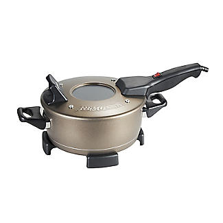 Champagne Gold Standard Remoska Electric Cooker 2L Limited Edition