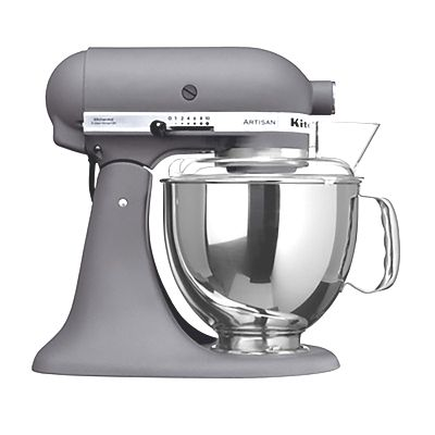 Kitchenaid Artisan 4 8l Stand Mixer Grey 5ksm150psbfg