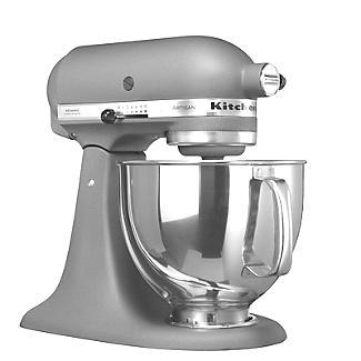KitchenAid Artisan 4.8L Stand Mixer Grey 5KSM150PSBFG alt image 10