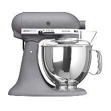 KitchenAid Artisan 4.8L Stand Mixer Grey 5KSM150PSBFG