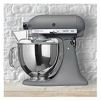 KitchenAid Artisan 4.8L Stand Mixer Grey 5KSM150PSBFG alt image 2