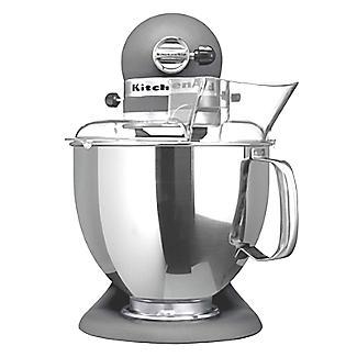 KitchenAid Artisan 4.8L Stand Mixer Grey 5KSM150PSBFG alt image 4