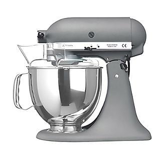KitchenAid Artisan 4.8L Stand Mixer Grey 5KSM150PSBFG alt image 5