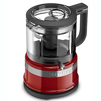 KitchenAid Mini Chopper Empire Red 5KFC3516BER alt image 3