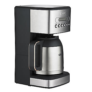 CRUX 10-Cup Thermal Programmable Filter Coffee Machine CRUX005 alt image 3