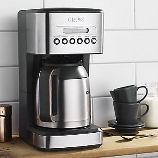 CRUX 10-Cup Thermal Programmable Filter Coffee Machine CRUX005 alt image 4