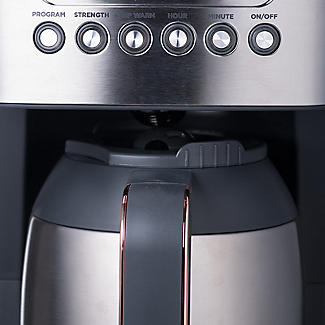 CRUX 10-Cup Thermal Programmable Filter Coffee Machine CRUX005 alt image 6