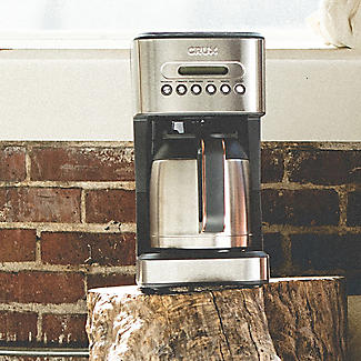 CRUX 10-Cup Thermal Programmable Filter Coffee Machine CRUX005 alt image 8