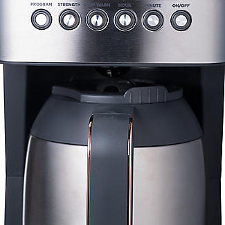 CRUX 10-Cup Thermal Programmable Filter Coffee Machine CRUX005 alt image 9