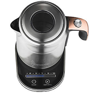 CRUX Precision Touch 1.5L Temperature Control Kettle CRUX009 alt image 5