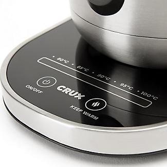 CRUX Precision Touch 1.5L Temperature Control Kettle CRUX009 alt image 8