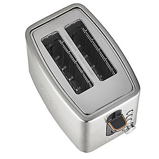 CRUX 2-Slice Toaster Stainless Steel CRUX008 alt image 10