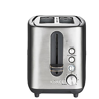 CRUX 2-Slice Toaster Stainless Steel CRUX008 alt image 9
