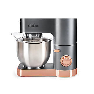 CRUX Bake and Blend 5.5L Stand Mixer with Blender Jug CRUX004